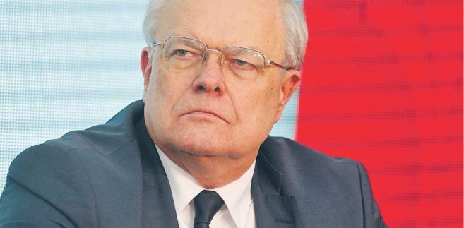 Stanisław Zabłocki, prezes Sądu Najwyższego kierujący pracami Izby Karnej, sędzia SN