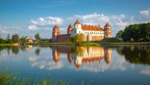 Białoruś na wakacje