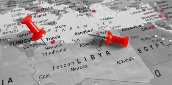 Libia jest obecnie państwem upadłym