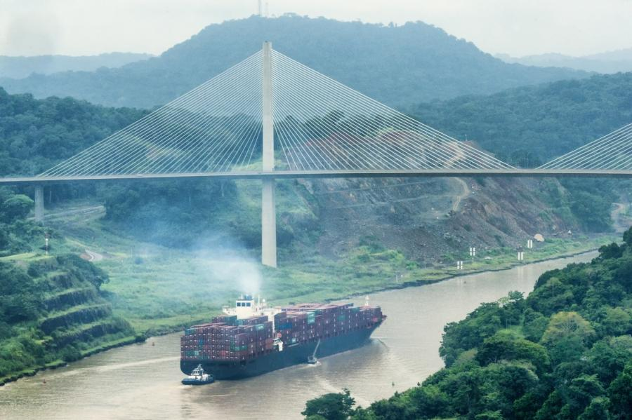 fot. Kanał Panamski