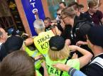 Radom: Kary dla strażników miejskich za brak interwencji podczas manifestacji KOD-u