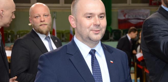 Paweł Mucha zastępca szefa Kancelarii Prezydenta RP. Pełni również funkcję pełnomocnika do spraw referendum dotyczącego projektu nowej konstytucji