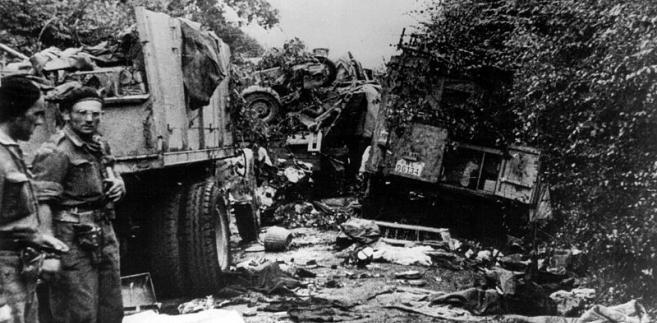 historia, II wojna światowa, gen. Maczek