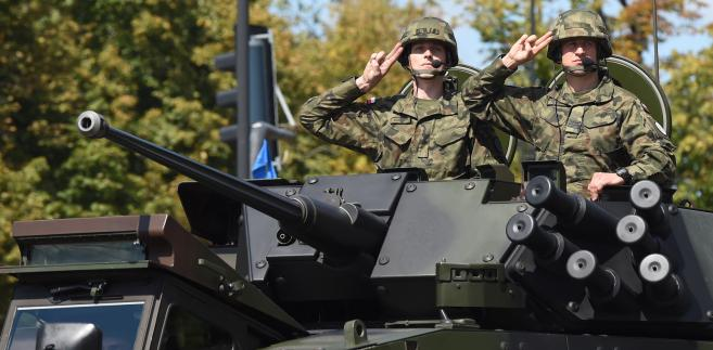 Święto Wojska Polskiego w Warszawie [ZDJĘCIA]
