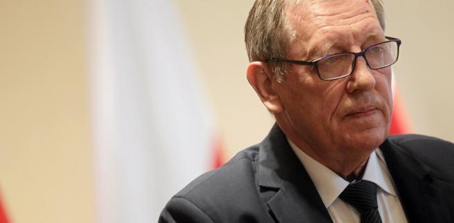 15 sędziów wysłucha ministra Szyszki przed Trybunałem Sprawiedliwości