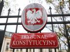TK orzekł w swojej sprawie: Muszyński, Cioch i Morawski włączeni zgodnie z konstytucją