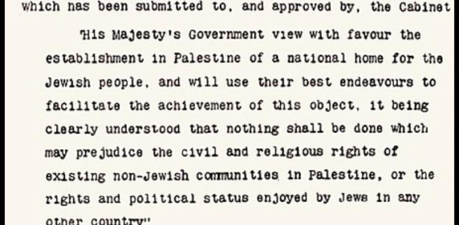 Deklaracja Balfoura