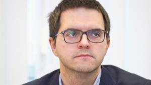Michał Majewski starszy menedżer w dziale doradztwa biznesowego EY