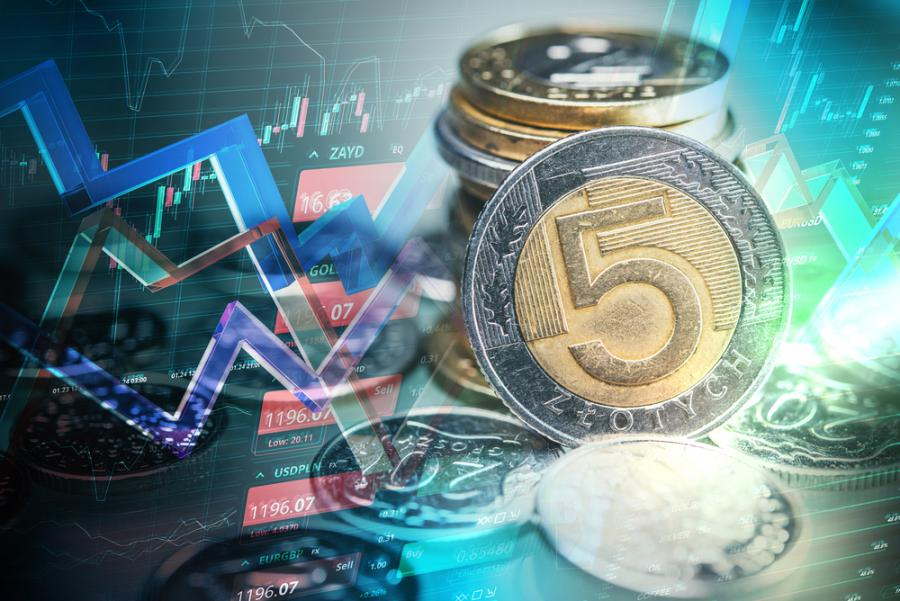 pieniądze handel giełda inwestycje