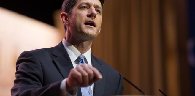 Rezygnacja Paula Ryana mocno osłabi morale w partii