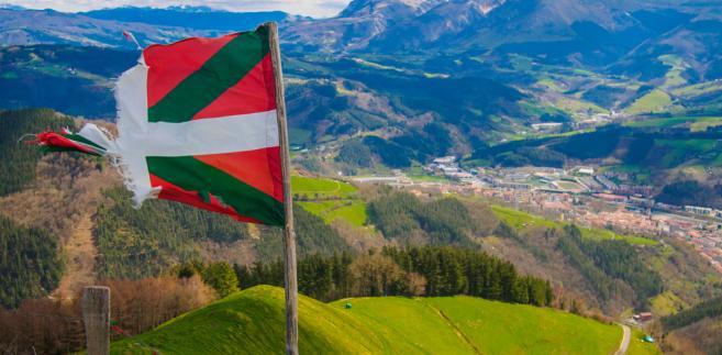 Flaga Kraju Basków