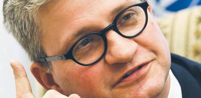 Paweł Soloch, szef Biura Bezpieczeństwa Narodowego