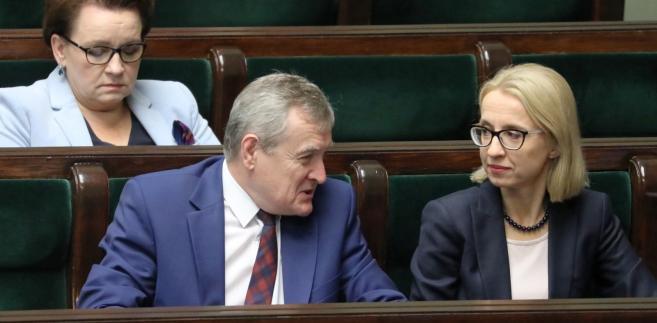 Agencja S&P potwierdziła silne fundamenty polskiej gospodarski - skomentowała minister finansów Teresa Czerwińska