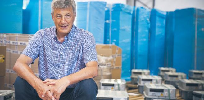 Krzysztof Celiński, szef Siemens Mobility