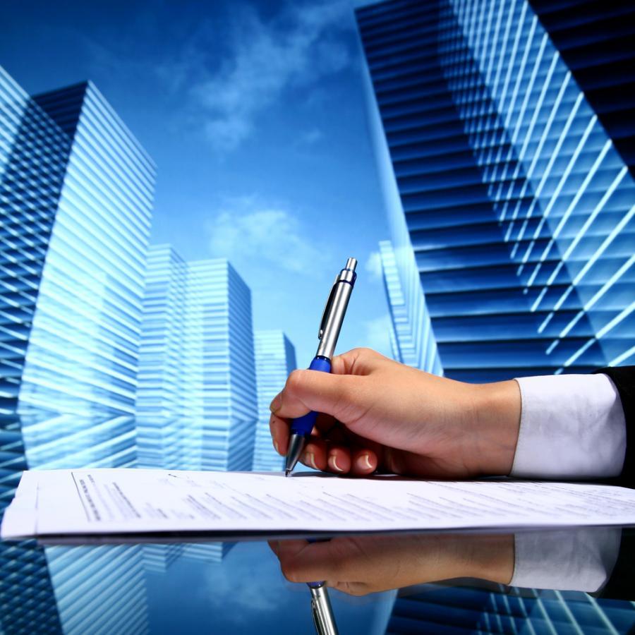 umowa, podpis, biznes