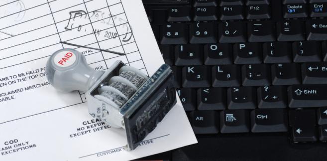 Szałamacha: W ciągu roku, półtora może powstać centralny rejestr faktur