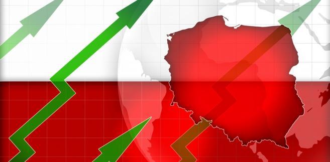 Zgodnie z prognozami rządu w tym i przyszłym roku wzrost gospodarczy Polski ma z kolei wynieść ok. 2,5 proc. Wskaźnik rozwoju Polski powinien w 2013 r. także przekroczyć 70 proc.