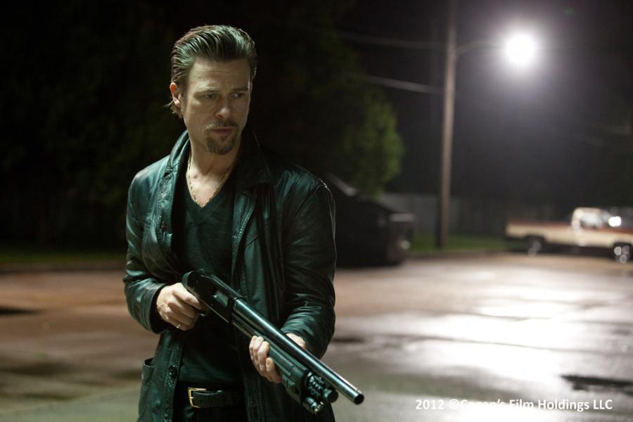 """Brad Pitt w filmie """"Zabić, jak to łatwo powiedzieć"""""""