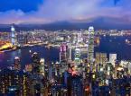 7. Hongkong, który podobnie jak Nowy Jork nigdy nie zasypia. Życie w Hongkongu toczy się 24 godziny na dobę.