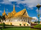 8. miejsce: Phnom Penh w Kambodży jest licznie odwiedzane przez turystów ze względu na idealne położenie pomiędzy słynnym Siem Reap, a deltą Mekongu, które są turystów największymi atrakcjami turystycznymi Kambodży. Dzienny pobyt w Phnom Penh może się zamknąć w kwocie 19,45 USD.