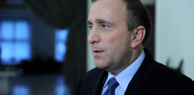 Grzegorz Schetyna,Wiceszef PO i przewodniczący sejmowej komisji spraw zagranicznych