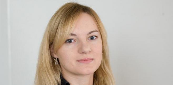 Urszula Mirowska-Łoskot, dziennikarz Gazety Prawnej