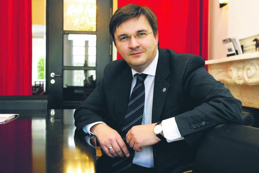 Rafał Dębowski, adwokat, specjalista prawa nieruchomości