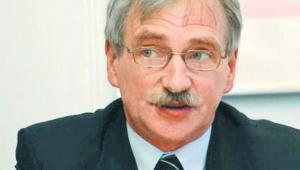 Marek Olszewski, wójt gminy Lubicz, wiceprzewodniczący Związku Gmin Wiejskich RP