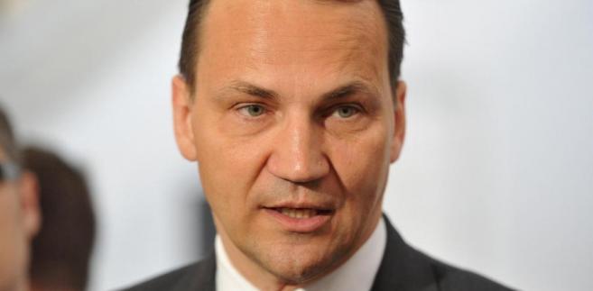 Radosław Sikorski MSZ