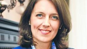 Jolanta Niedziela, notariusz, rzecznik Izby Notarialnej w Warszawie
