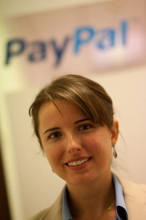 Ganna Yevtushenko, Head of Business Development, PayPal CEE