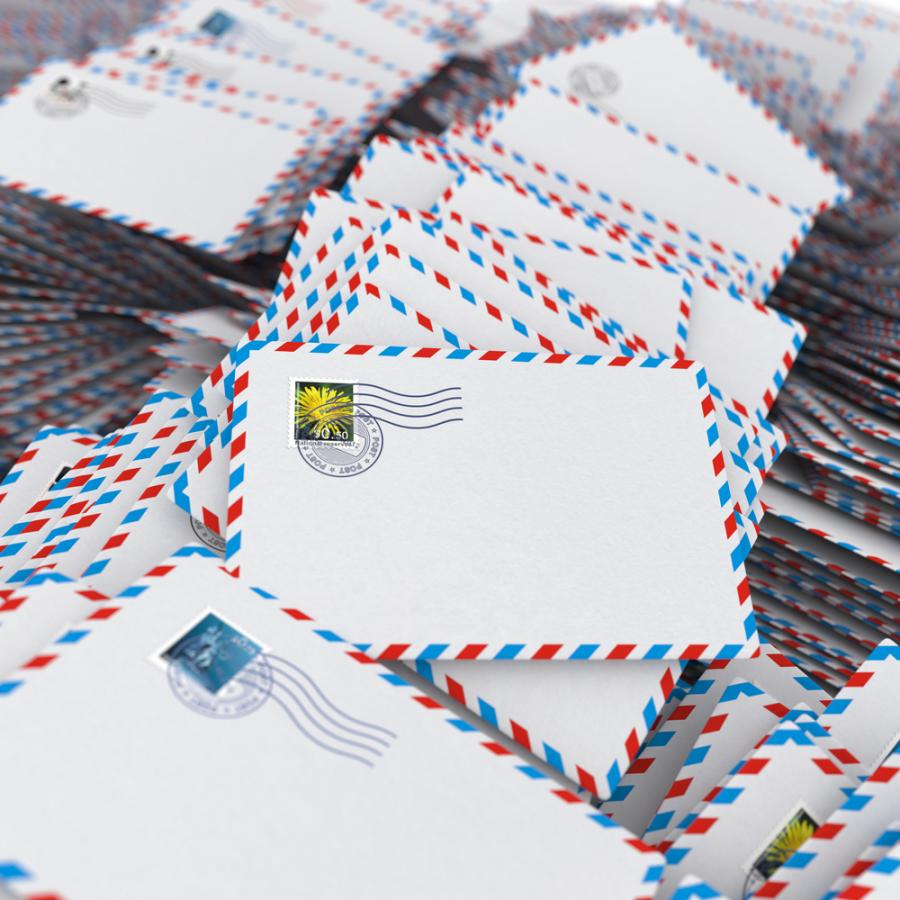 poczta, listy