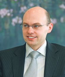 Ernest Frankowski, starszy menedżer, Deloitte