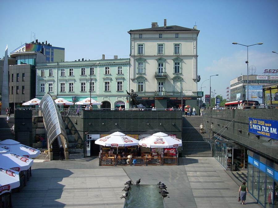 Sosnowiec. Fot. Cichociemny