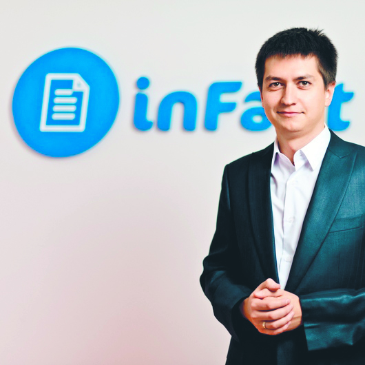 Sebastian Bobrowski, dyrektor finansowy biura rachunkowego inFakt