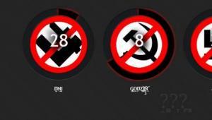 Tajemniczy zegar na stronie gnwp.eu