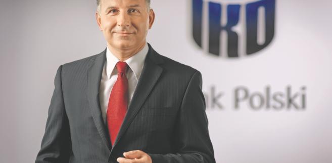 Zbigniew Jagiełło, prezes zarządu PKO BP