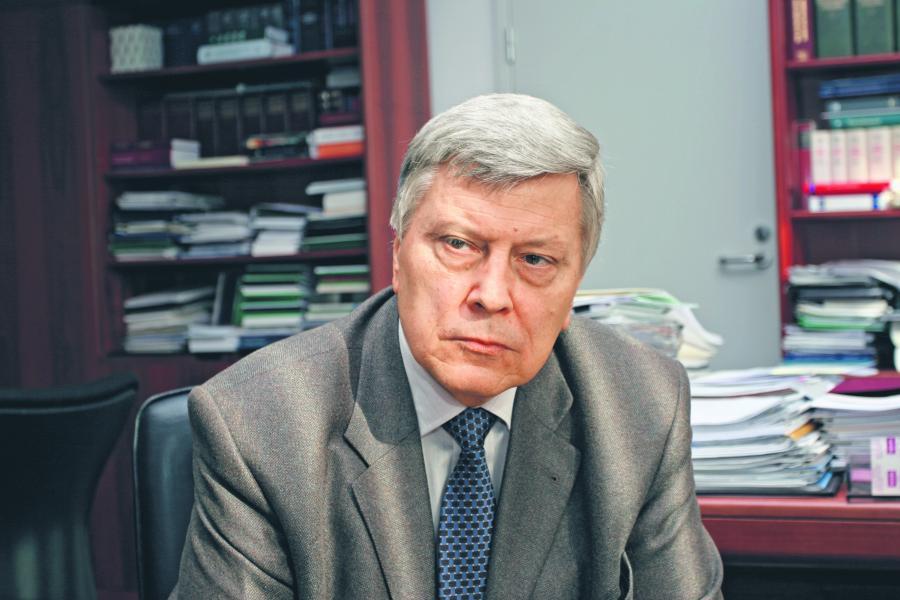 Tadeusz Ereciński / fot. Marek Matusiak