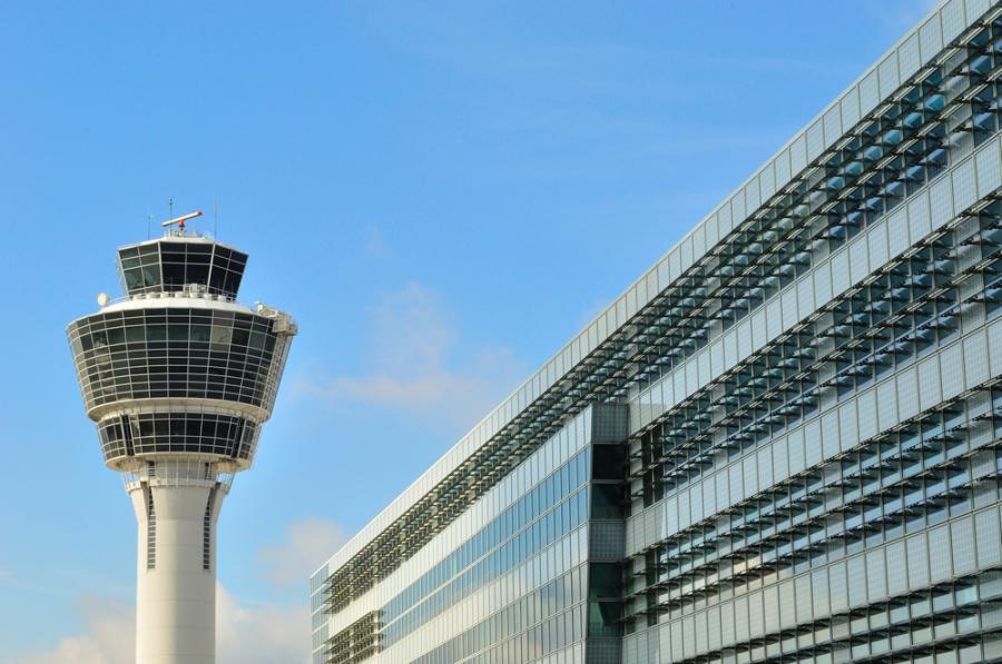 lotnisko, Monachium