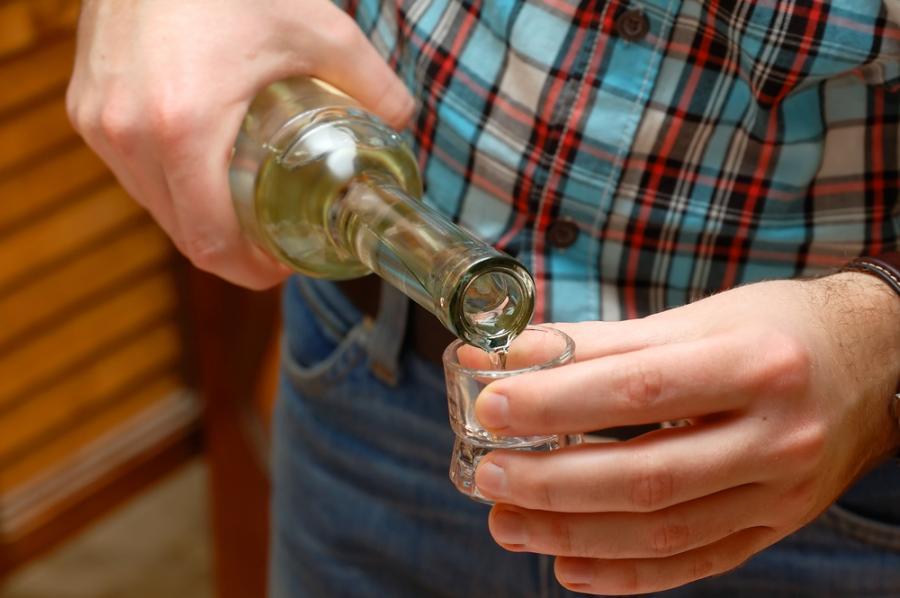 alkohol, wódka, piwo