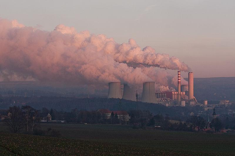 Elektrownia Turów, Fot. Vondraussen, CC BY 3.0