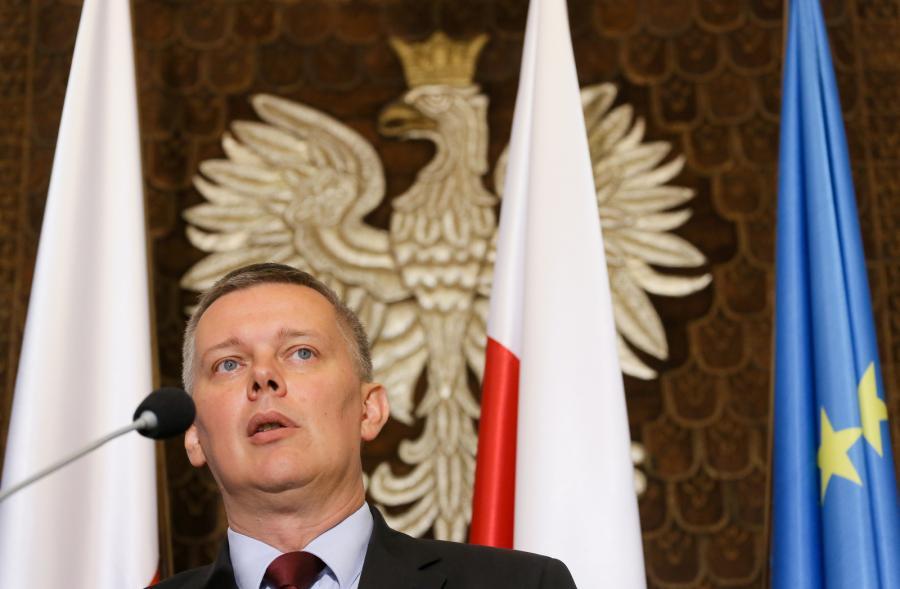 Tomasz Siemoniak. fot. PAP/Paweł Supernak