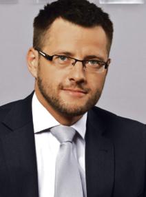 Łukasz Chruściel radca prawny, kierujący Biurem Kancelarii Raczkowski i Wspólnicy sp. k. w Katowicach