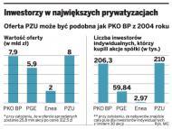 W bitwie o akcje PZU uczestniczy nawet 200 tys. inwestorów