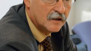 Profesor Wojciech Katner, kierownik Katedry Prawa Gospodarczego i Handlowego Uniwersytetu Łódzkiego, sędzia Sądu Najwyższego, b. wiceminister gospodarki