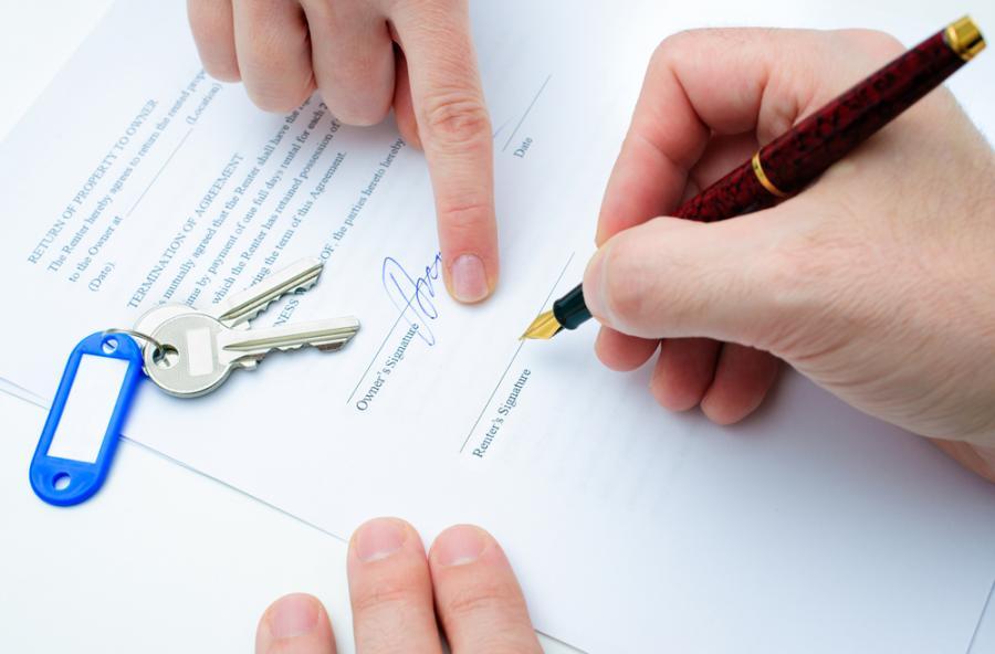 umowa, klucz
