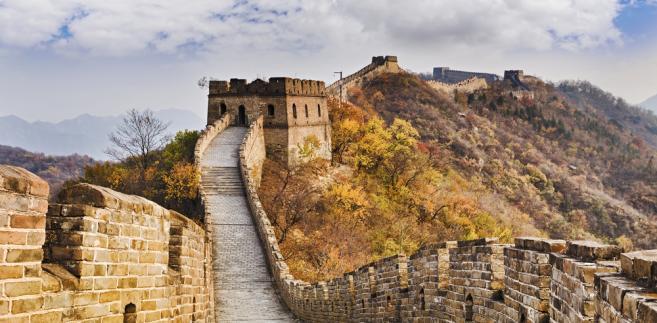 Wielki Mur Chiński, Chiny