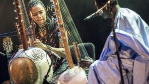 Na finał Brave Festival 2015: Sona i Sanjally Jobarteh oraz mistrz balafonu Balli Kouyate