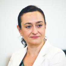 prof. Monika Całkiewicz prorektor ds. studiów prawniczych Akademii Leona Koźmińskiego w Warszawie