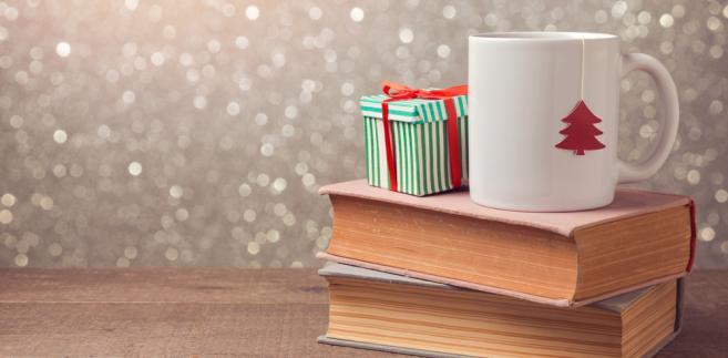 książki, prezent, Boże Narodzenie